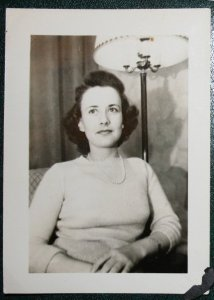 Mom in the 40s