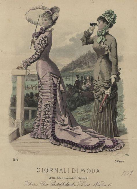 1879 Giornali di Moda